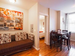 new york city!!! 5 minutes away,beautiful 1 bedroom, sleeps up to 4, Union City