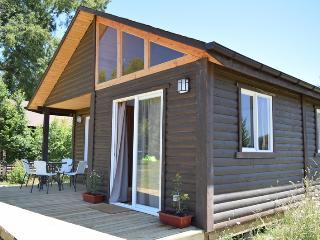 Ecos de Lefun - cabaña de 4 personas en el campo, Villarrica