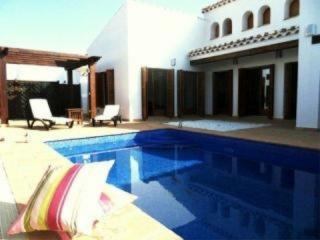 Villa with private pool in El Valle golf resort, Banos y Mendigo