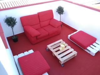 Ático-Duplex con terraza en el centro de Granada