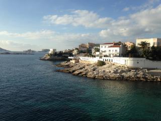 Belle maison vallon des auffes à 2  pas de la mer, Marseille