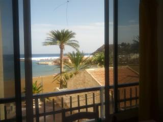 Beach View Apartment, Puerto de Mazarron, Spain