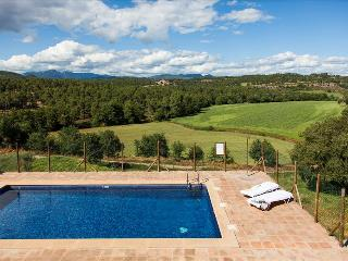 Vilanova farmhouse with 7 bedrooms, less than an hour´s drive from Barcelona city!, Casserres