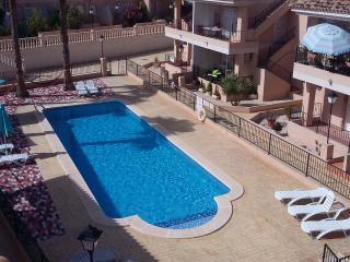 Appartement 3 pieces 6 personnes  avec piscine, Algorfa