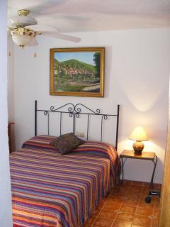 Casa Camelia's Doube Bedroom.