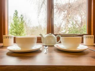 Luxurious Cosy Lodge - Nr Pitlochry, Scotland