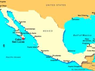 Pointe sud de la péninsule de Baja