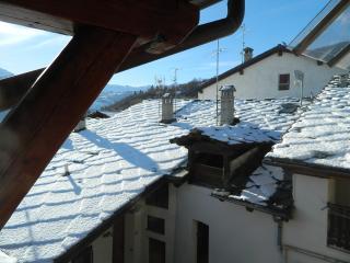 Casa a 7 Km da Aosta centro 5 posti letto