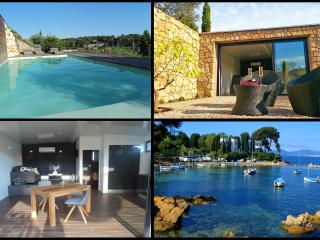 Charming, calm and independant studio in Antibes