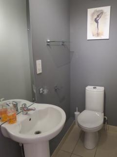 tasteful en-suite to Master