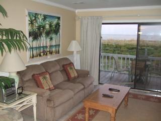 Direct Ocean Front, 55 Inch Plasma, Fireplace, Harbor Island