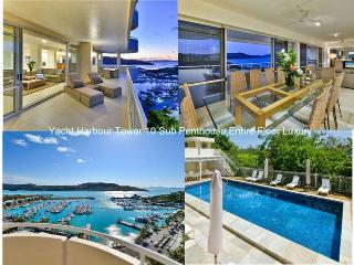 Harbour Tower 10 Penthouse Luxury 4 Bedroom 4 Bath, Hamilton Island