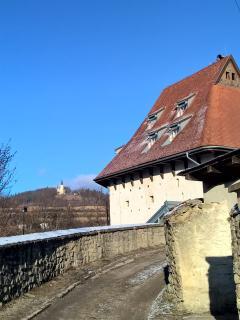 The walls of Levoca.....