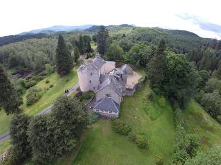 16th Century Castle in Beautiful Setting, Aberfoyle