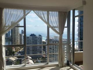 4* Large 1 Bedroom Ocean View Gold Coast Appt,, Surfers Paradise