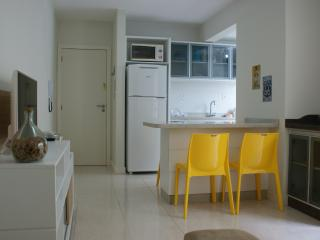 Two-bedroom apartment in the left corner of Canasv, Canasvieiras