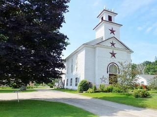 Unique Luxury Church near Killington - sleeps 10!, Pittsford