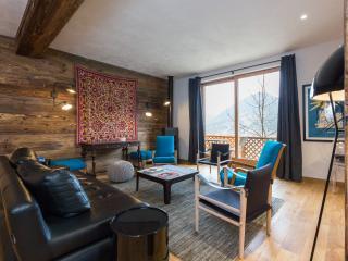Appartement sur les pistes 8 adultes / 4 enfants, Saint-Gervais-les-Bains