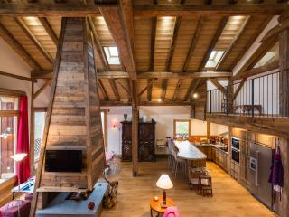 Magnifique appartement sur les pistes 16 personnes, Saint-Gervais-les-Bains