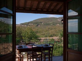 Appartamento Trilocale con piscina ValleCastagneta, Sorano