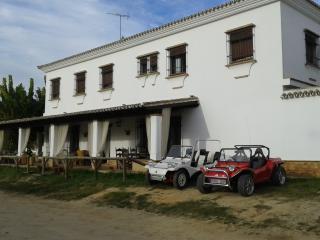 Alojamiento Rural La Albahaca El Rocío WiFi Gratis