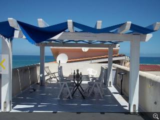 Elegante appartamento sulla spiaggia