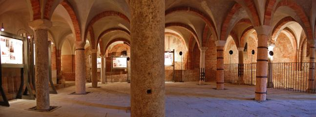 Sant'Alessandro crypt