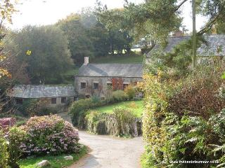 The Ballroom, Nr Wheddon Cross - Delightful converted cottage in rural Exmoor - sleeps 4