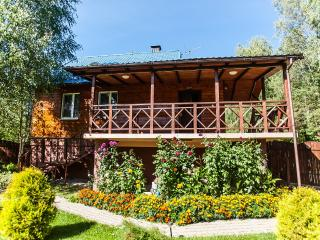 100% natural wooden villa up to 20 guests, Minsk