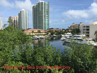 Designer Corner Condominium with terriffic view, Miami
