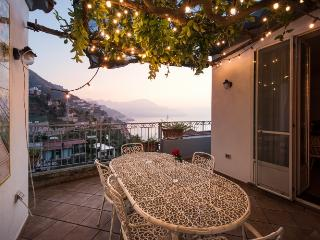 Holiday in Amalfi, Vettica