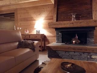 Luxury chalet in Mont Blanc valley