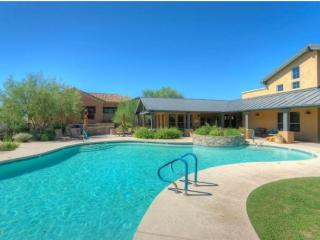 Two pools. Serene and relaxing. A two-minute walk from your door; hot tub, too and fitness center.