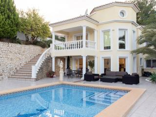 Luxury Villa for rent, 1.5 km of Benissa Coast, Moraira