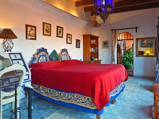 The Blue Suite in Casa de los Suenos