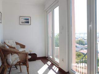 Lisbon RiversideView-Alcantara, Lisboa