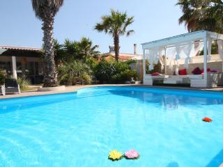 Villa de lujo con piscina, Gallipoli