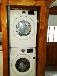 New Washer & Dryer 2016