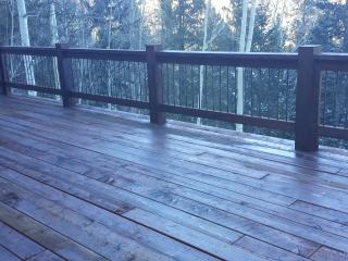 Check out the new deck!