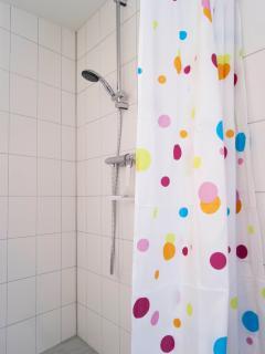 your bathroom with floorheating