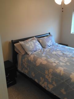 Bedroom Two- Queen Size bed