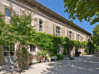 Mas des Jardins, Saint-Rémy-de-Provence
