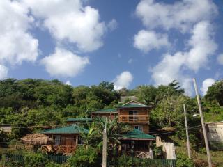 Villa Rasta/ Panoramica Ocean view bungalows, Long Bay