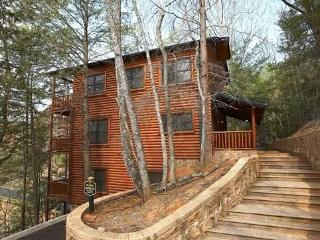 Lodge at Gatlinburg Falls-Views of Great Smoky Mtn