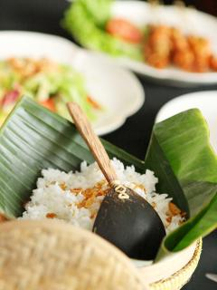 Signature Indonesian feast