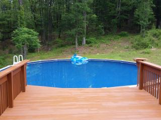 5 Bd Home, Totally Privacy, 10 acre, Secluded, Pool, Sauna
