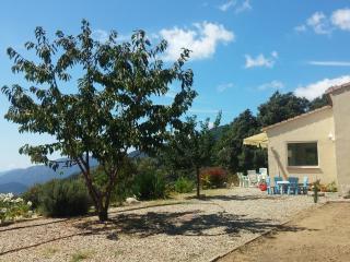 Chic villa between sea and mountains, Serra-di-Scopamene
