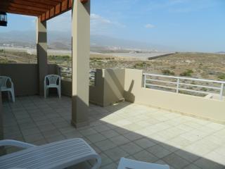 Sotavento, 1 dormitorio y 2 terrazas, barbaqoa, El Médano