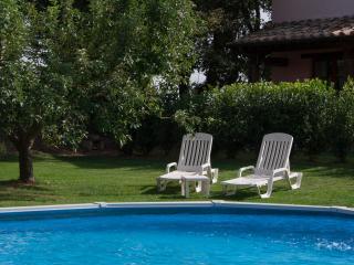 Casa Valentina 3 camere piscina a Valle Castagneta, Sorano