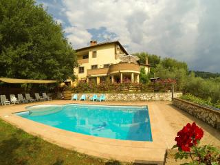 Meridolio Country Villa just 40km from Rome